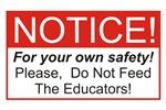 Notice / Educators