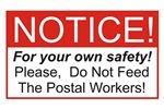 Notice / Postal Workers