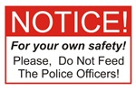 Notice / Police