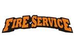 Fire Service (Orange)