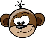 Cute New Year of The Monkey T-Shirts & Gifts