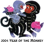 2004 Year Of The Monkey