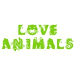 Love Animals_Green