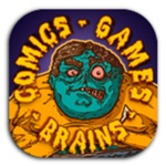 Zombie Fanboy: Comics, Games, & Brains!