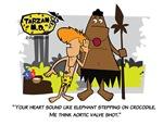 Tarzan MD - Heart Murmur
