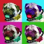 Warhol's Pug Fawn Pug Merchandise