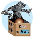 Robot gets a Orb