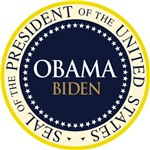Obama Biden Presidential Seal