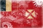 Wallis and Futuna Flag