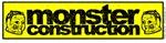 Monster Construction Label!