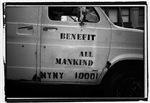 Benefit All Mankind Van!