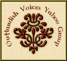 Outlandish Voices Yahoo Group