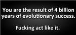 Evolutionary Success