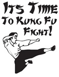 Time To Kung Fu Fight