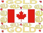 CANADA GOLD!