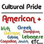 Half American Heritage (American +...)