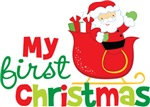 Santa My 1st Christmas