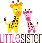 Giraffe Little Sister