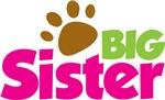 Paw Print Dog Big Sister