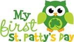 My 1st St. Patrick's Day Owl
