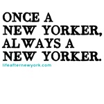 Once a New Yorker