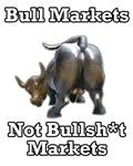Occupy Wall Street Bull market not Bull Sh8t Marke