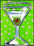 Polka Martini