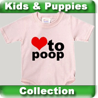 Kids & Puppies Collection