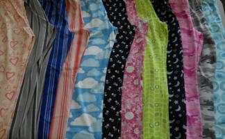 Holiday 2011 PJ Bottoms