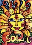 Loteria - El Sol / The Sun