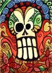 Day of the Dead Sugar Skull Design 1