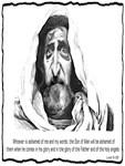 Jesus Likeness Portrait