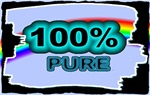 100 % pure