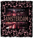 amsterdam holland art illustration