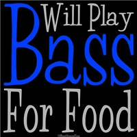 Will Play Bass