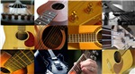Guitar Photography Collage