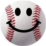 Baseball Smiley