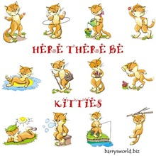 Here There Be Kitties
