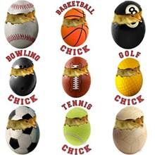 Sports Chicks Designs