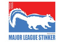 Major League Stinker