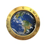Earth Porthole