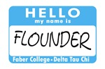 Hello My Name Is Flounder