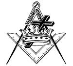 Knight Templar (black/white)