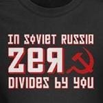 Soviet Russia Divide by Zero