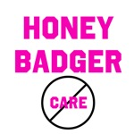 Fearless Honey Badgers
