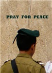 Pray For Peace Jewish New Year's Cards