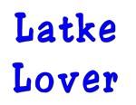 Latke Lover Hanukkah