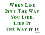 Like Life Jewish Sayings
