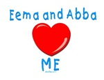 Eema and Abba Love Me Jewish