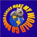 Eskies Make My World Go Round